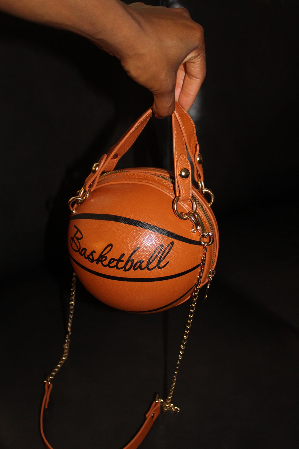 Mini basket ball purse