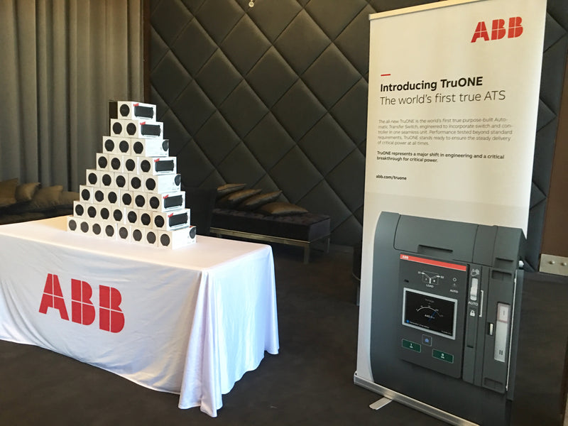 Sure Power Attend The Launch Of ABB TrueONE