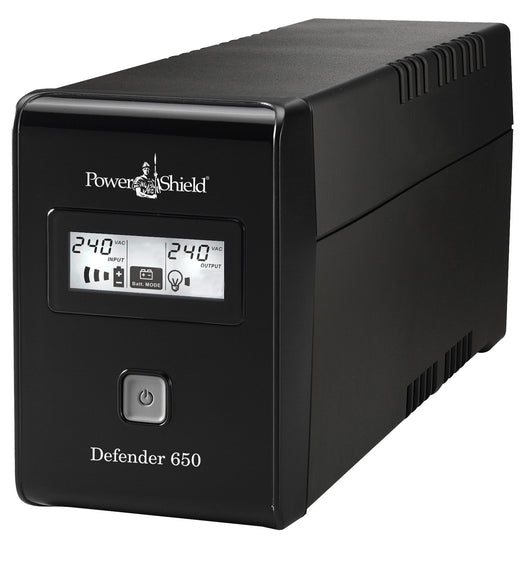 PowerShield Defender 650VA