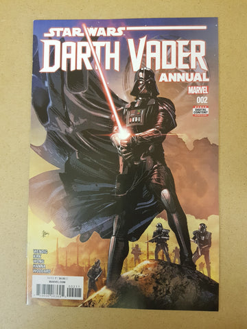Star Wars Darth Vader Annual #2