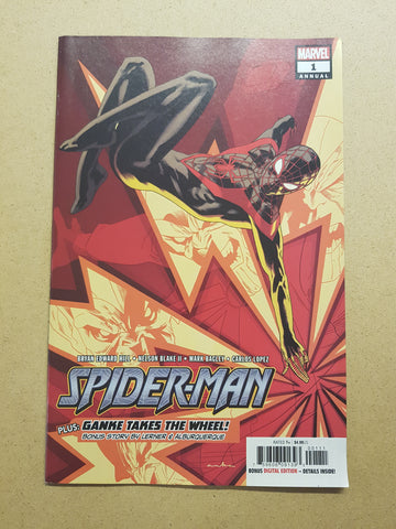 Spider-Man #1 Annual