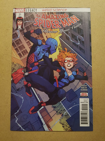 The Amazing Spider-Man #21 Renew Your Vows