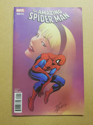 The Amazing Spider-Man #800 Variant Cover