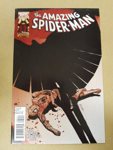 The Amazing Spider-Man #624