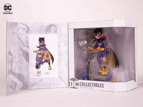 DC ARTISTS ALLEY BATGIRL BY ZULLO VINYL FIGURE