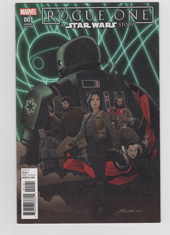 ROGUE ONE A STAR WARS STORY #1 1:10 VARIANT