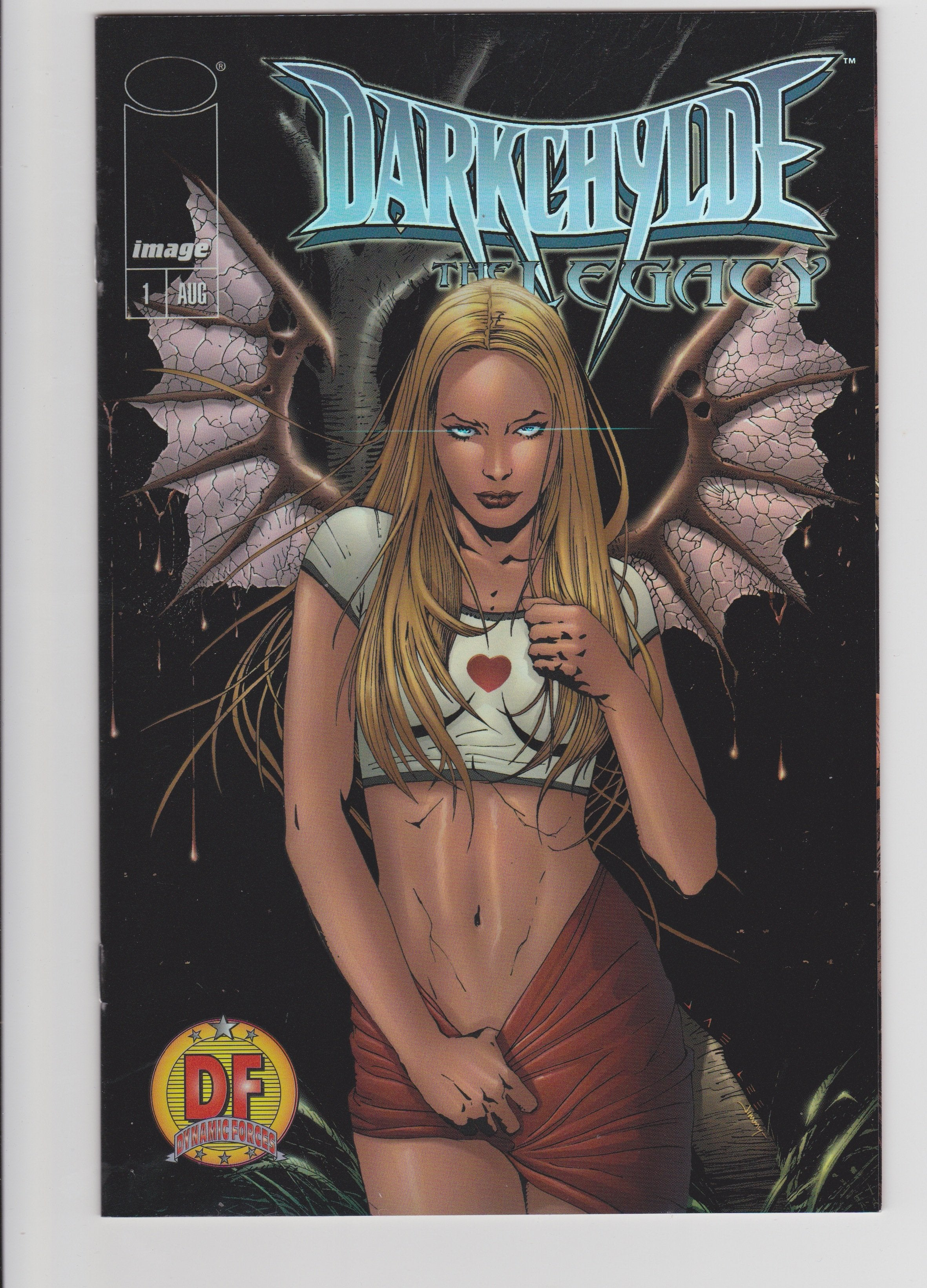 DARKCHYLDE THE LEGACY #1 FOIL VARIANT