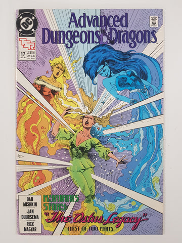 ADVANCED DUNGEONS & DRAGONS #17