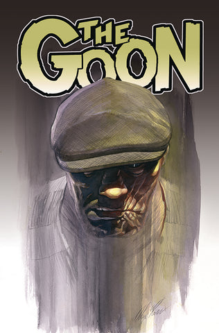 GOON #2 ALEX ROSS CARDSTOCK VARIANT COVER