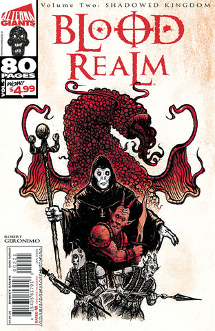 ALTERNA GIANTS BLOOD REALM VOL 02