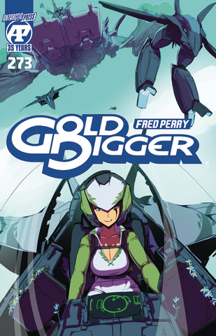 GOLD DIGGER COMIC BOOK SUBSCRIPTION