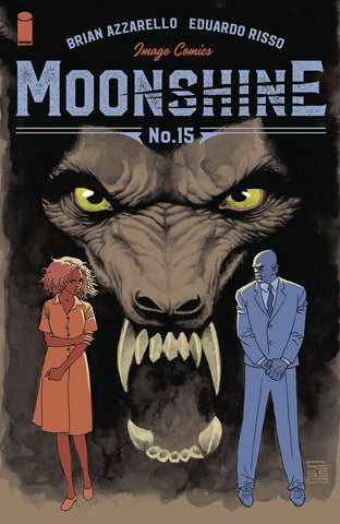 MOONSHINE COMIC BOOK SUBSCRIPTION
