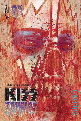 KISS ZOMIBES COMIC BOOK SUBSCRIPTION