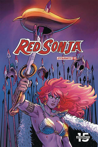 RED SONJA COMIC BOOK SUBSCRIPTION