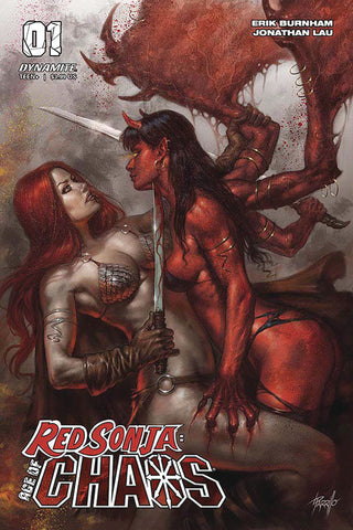RED SONJA AGE OF CHAOS COMIC BOOK SUBSCRIPTION