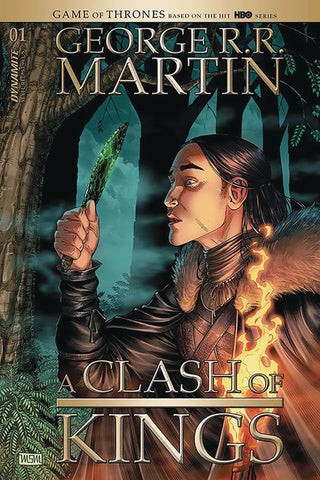 GEORGE RR MARTIN A CLASH OF KINGS COMIC BOOK SUBSCRIPTION