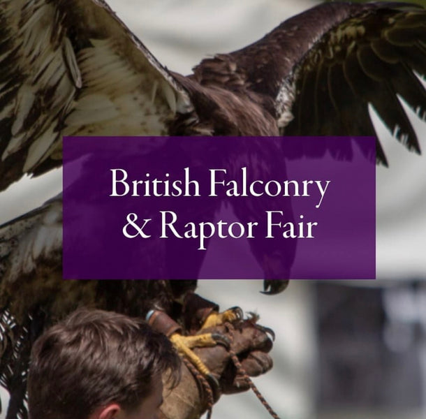 GIVEAWAY! FREE TICKETS TO THE BRITISH FALCONRY & RAPTOP FAIR - BROADLANDS COUNTRY SHOW