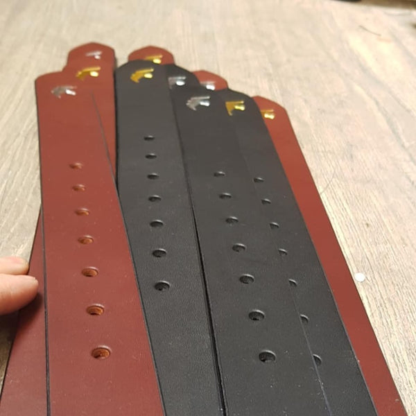 Belt Making for the Game Fair