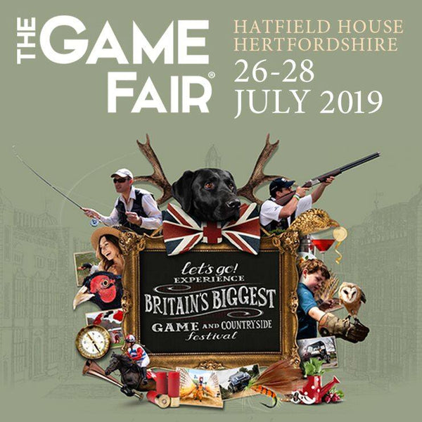 WIN FREE TICKETS TO THE GAME FAIR 2019