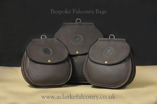 Traditional Falconry Bag - Small