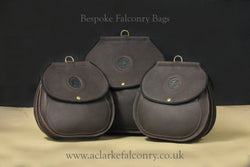 Traditional Falconry Bag - Large