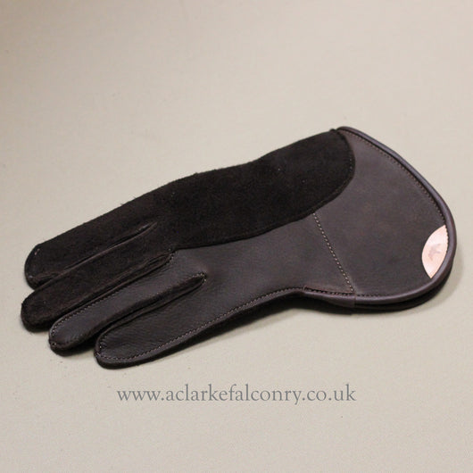 Short Cuff Double Thickness Falconry Glove