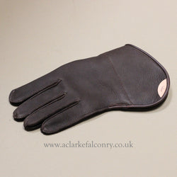 Short Cuff Single Thickness Falconry Glove