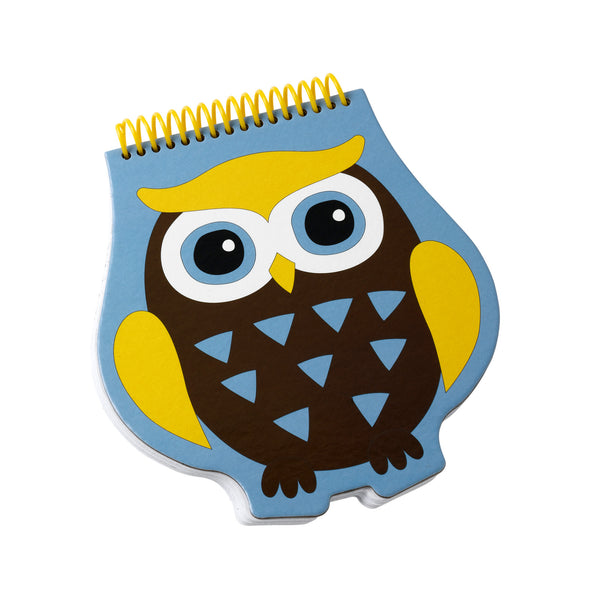 Brownie Owl Notepad