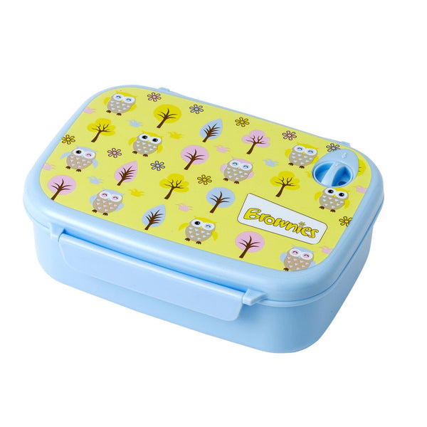 Brownie Owl Lunch Box