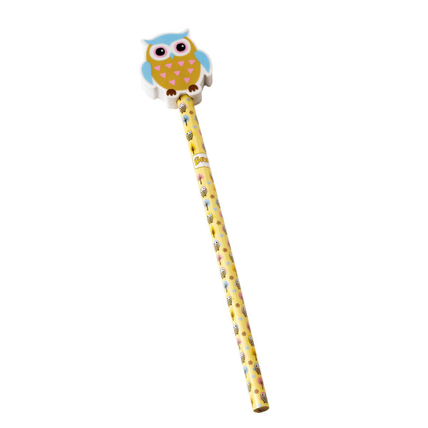 Brownie Owl Pencil with Topper