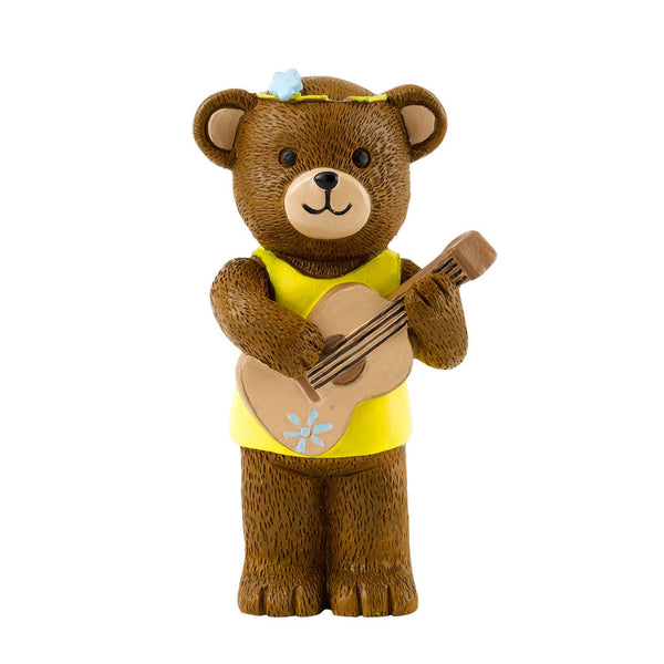 Brownie Guitar Bear