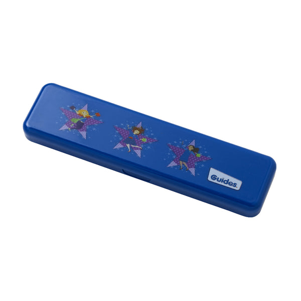 Guide Plastic Pencil Case