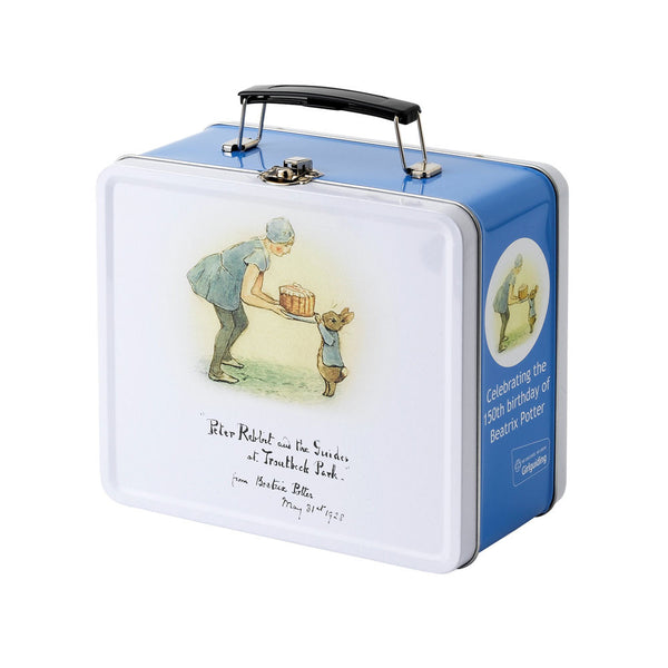 Beatrix Potter Lunch Tin