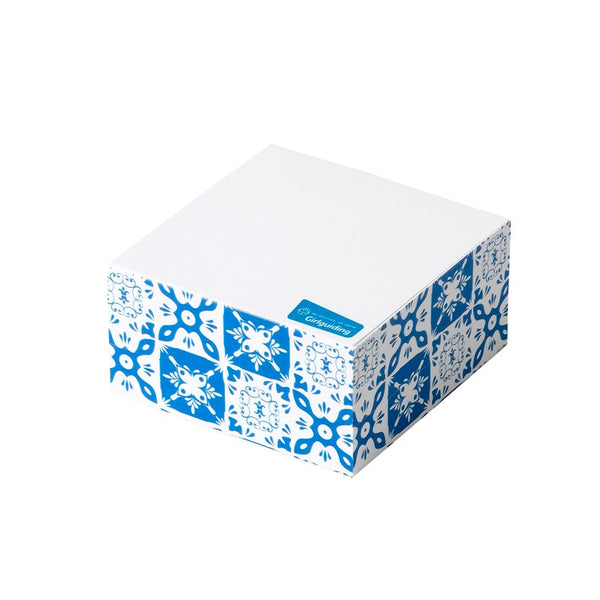 Girlguiding tile design cube notepad