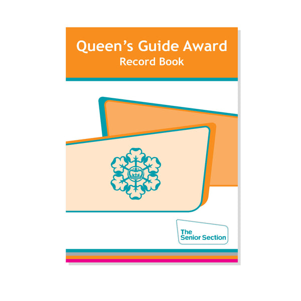 Senior Section Queen's Guide Award Record Book