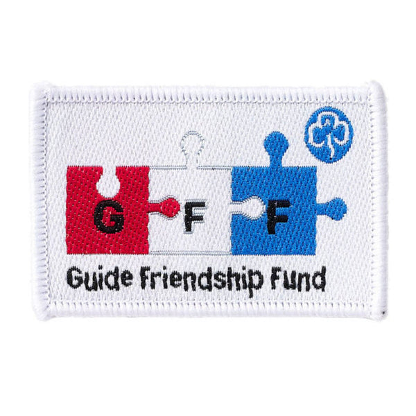Guiding Friendship Fund Woven Badge