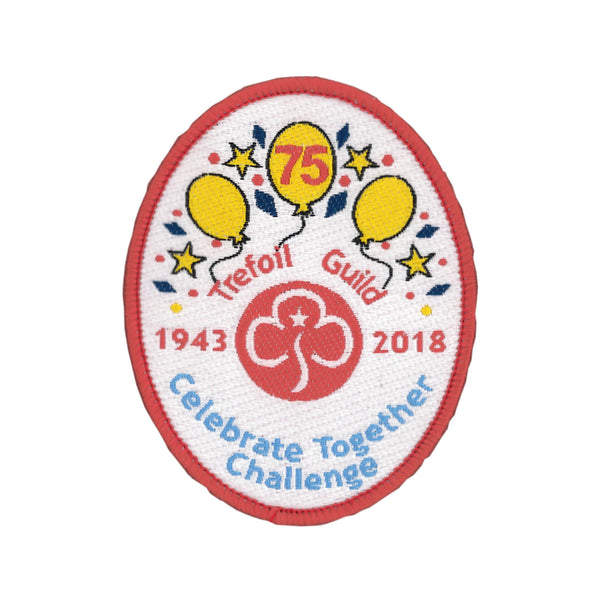 Trefoil Guild Challenge Badge