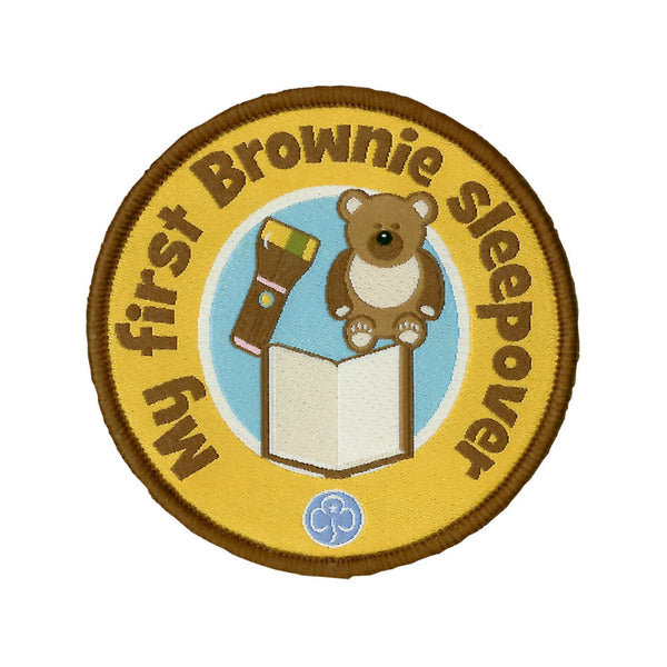 My First Brownie Sleepover