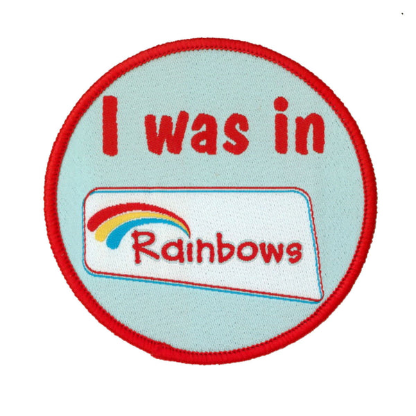 I was in Rainbows