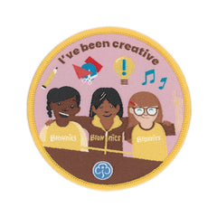 New Brownie Fun Badges