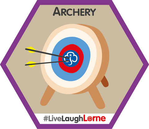 Lorne Activity Badges