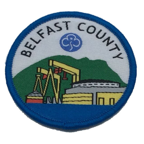 Belfast County Badge