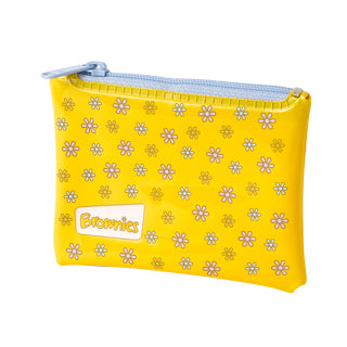 Brownie PVC purse