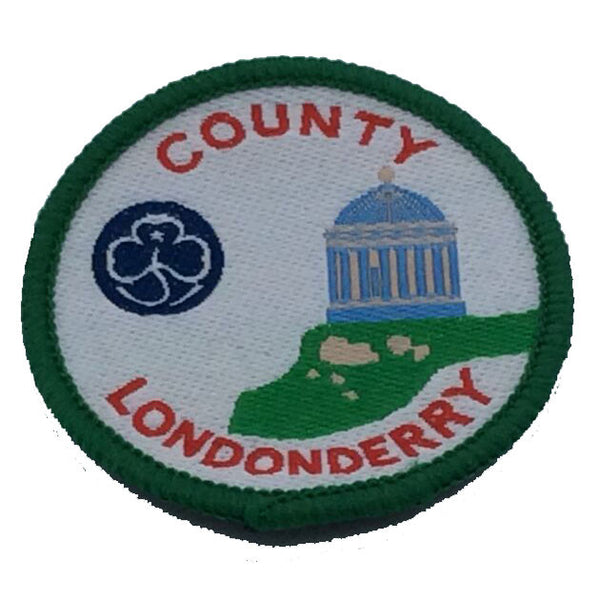 Londonderry County Badge