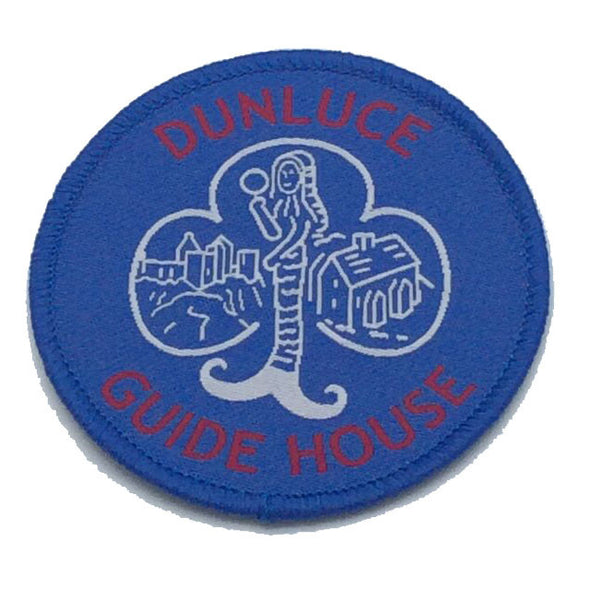 Dunluce Guide House Badge