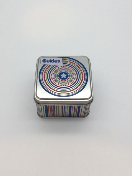 Guide Badge Tin