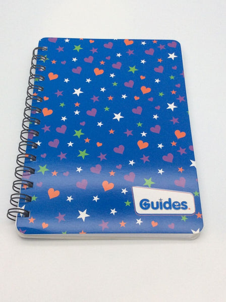 Guide A5 Lined Notebook