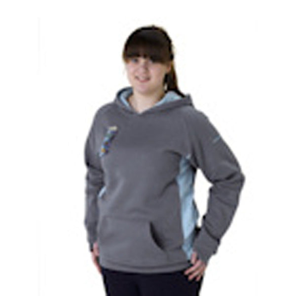 Senior Section Grey Hoodie