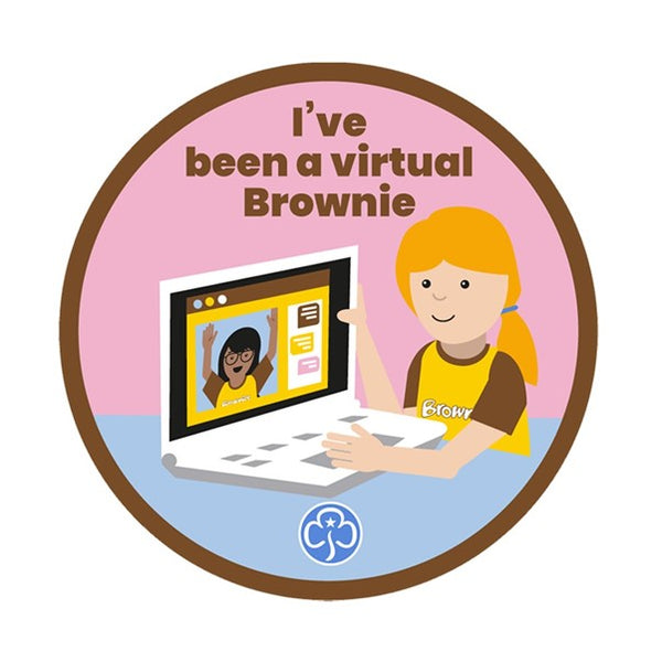 I've been a virtual Brownie