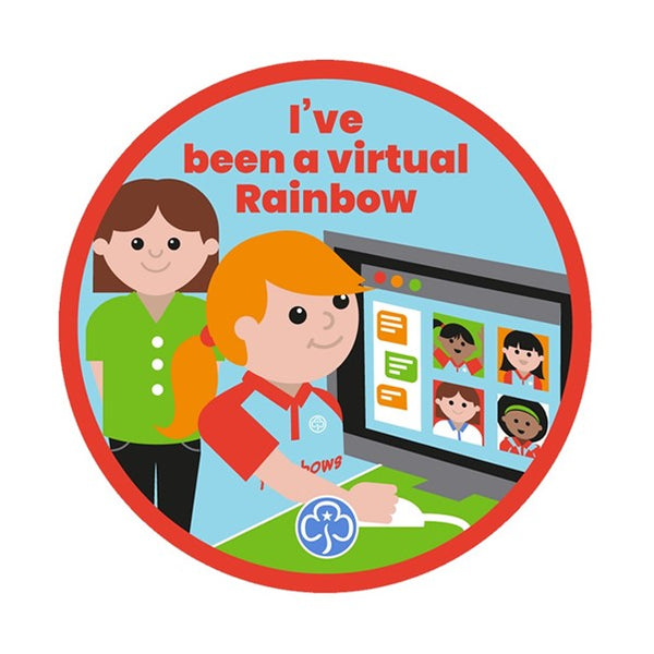 I've been a virtual Rainbow